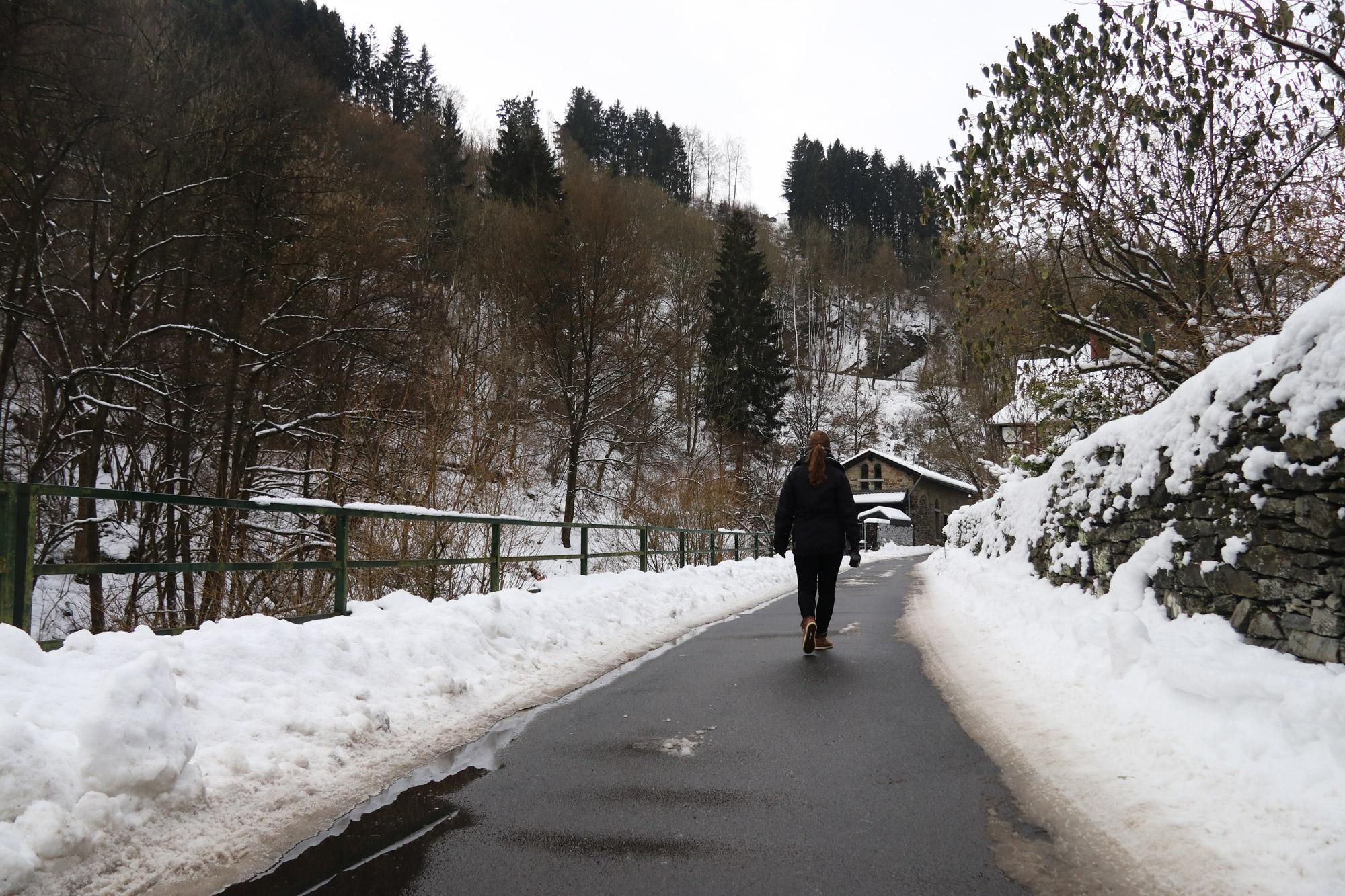 Stedentrip Monschau - Wandelen in de omgeving