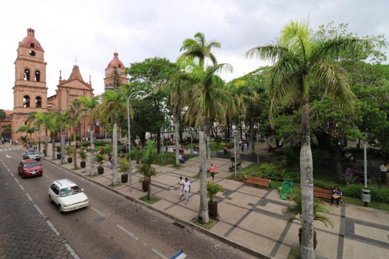 Catedral Basílica de San Lorenzo - Santa Cruz de la Sierra - Bolivia