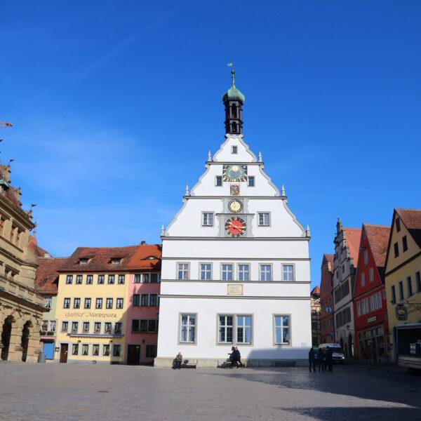 Ratstrinkstube - Rothenburg ob der Tauber - Duitsland