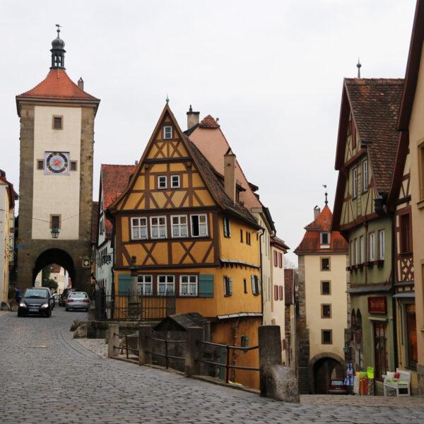 Rothenburg ob der Tauber - Duitsland