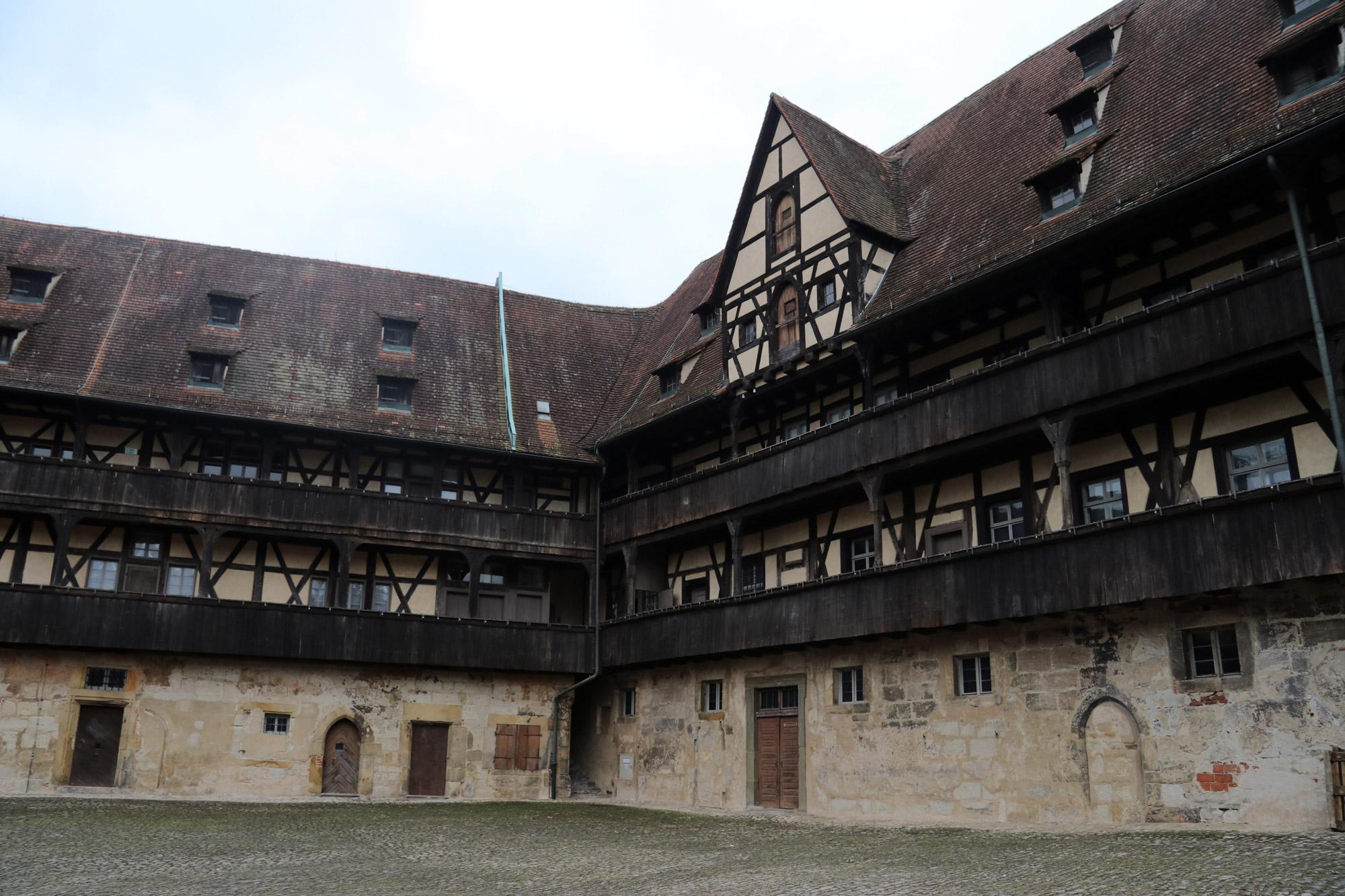 Bamberg in 10 beelden - Alte Hofhaltung