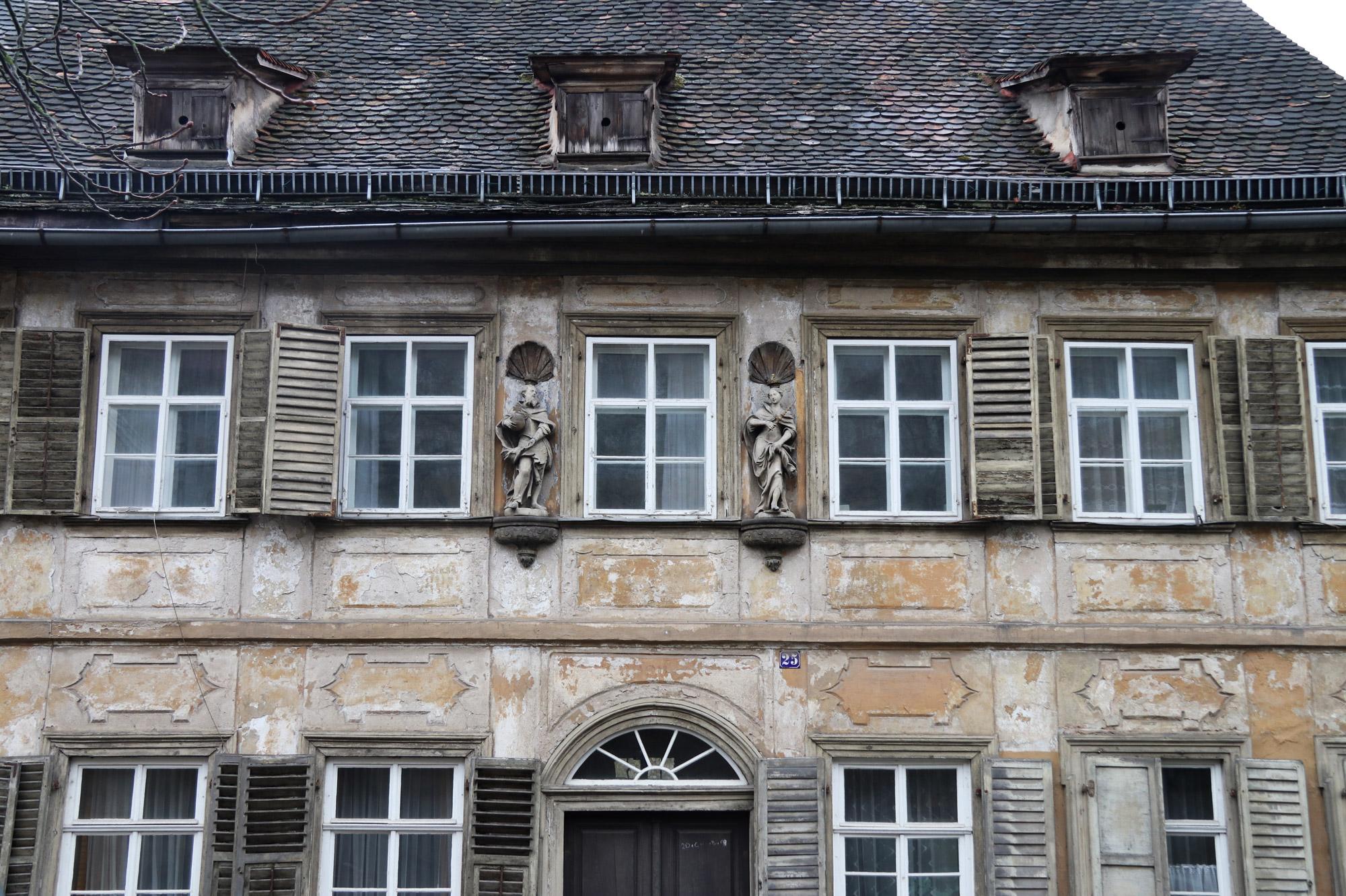 Bamberg in 10 beelden - Architectuur