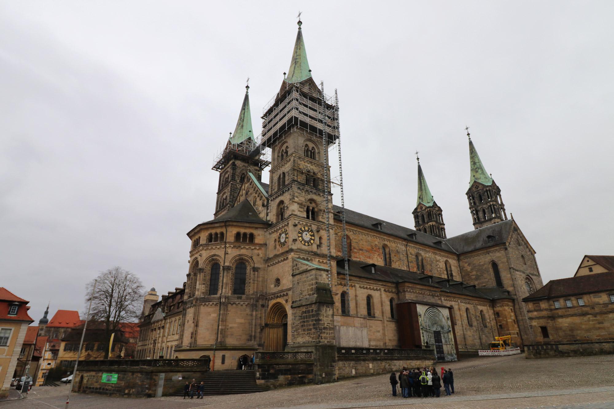 Bamberg in 10 beelden - Dom