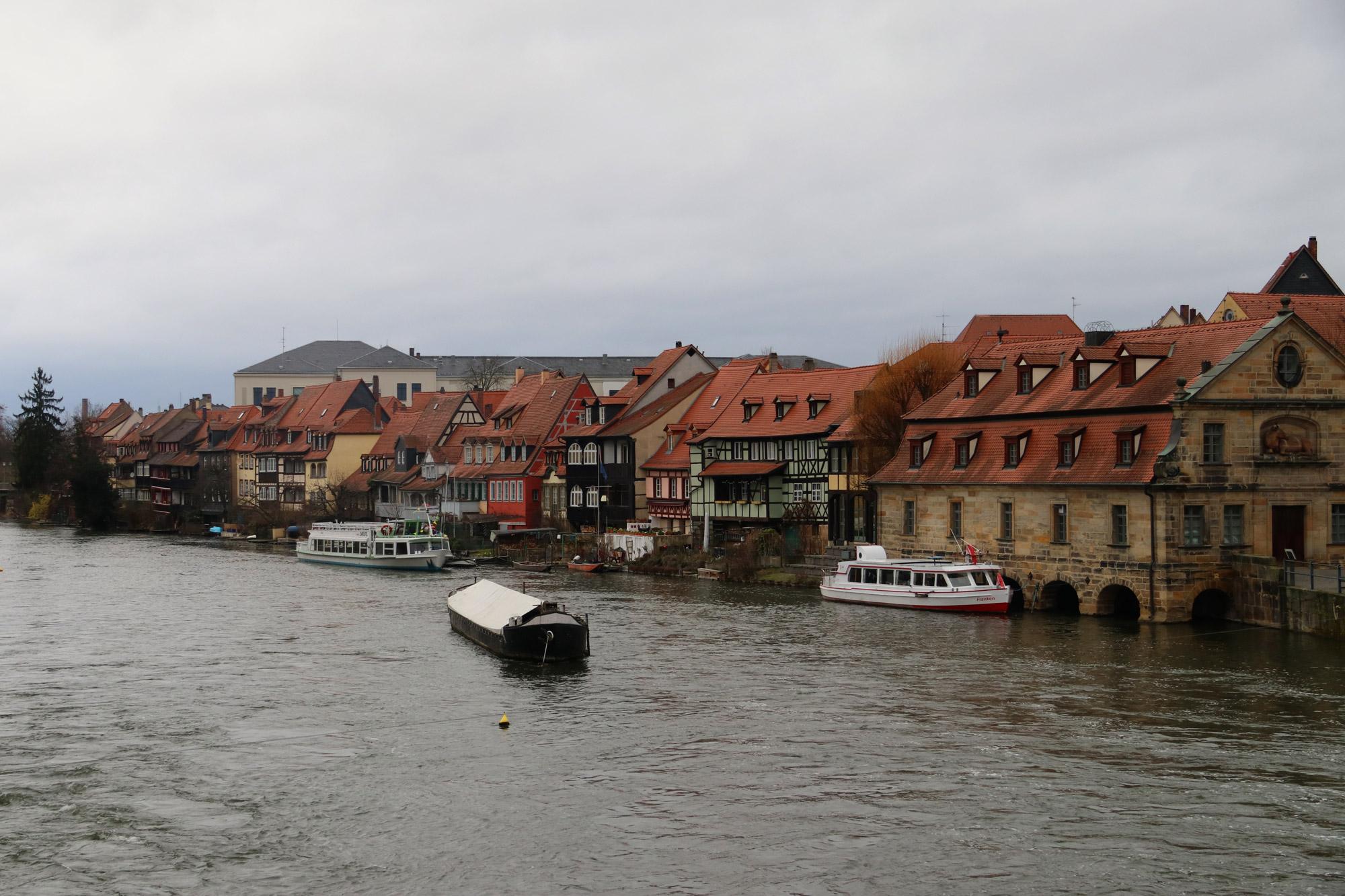Bamberg in 10 beelden - Klein Venedig
