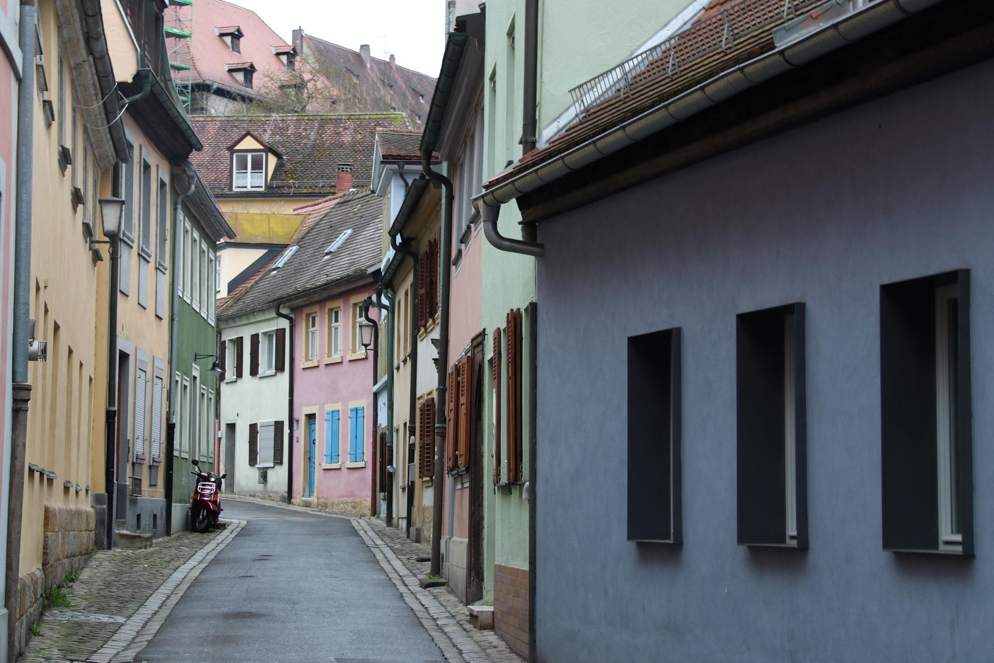 Bamberg in 10 beelden - Verdwaal in de straatjes