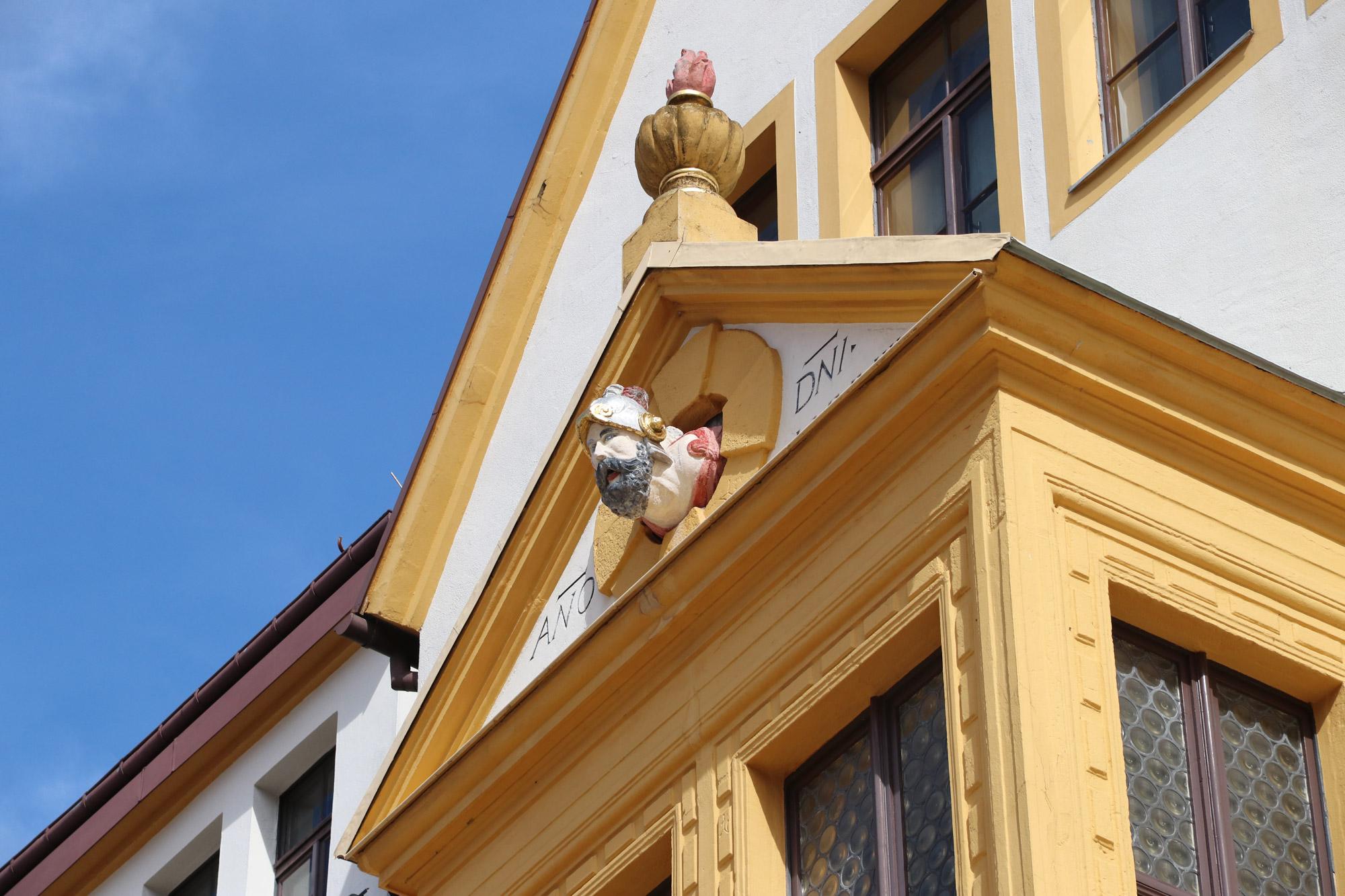 Freiberg, de zilverstad in Saksen - Gaffkopff