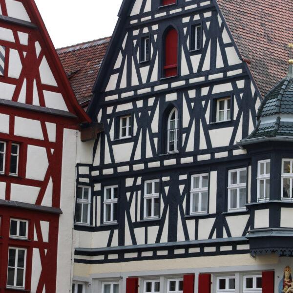 Jagstheimerhaus - Rothenburg ob der Tauber - Duitsland