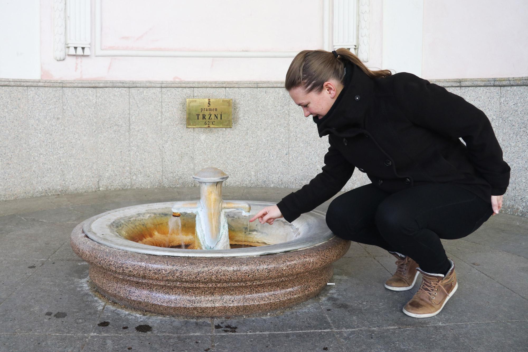 Stedentrip Karlsbad - Warmwaterbronnen
