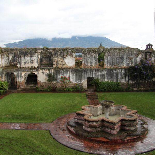 13 must do's in Antigua - Bezoek en bekijk de ruïnes