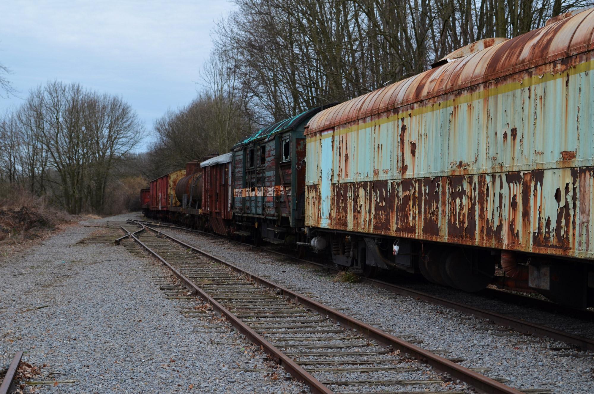 Urbex: Station Hombourg