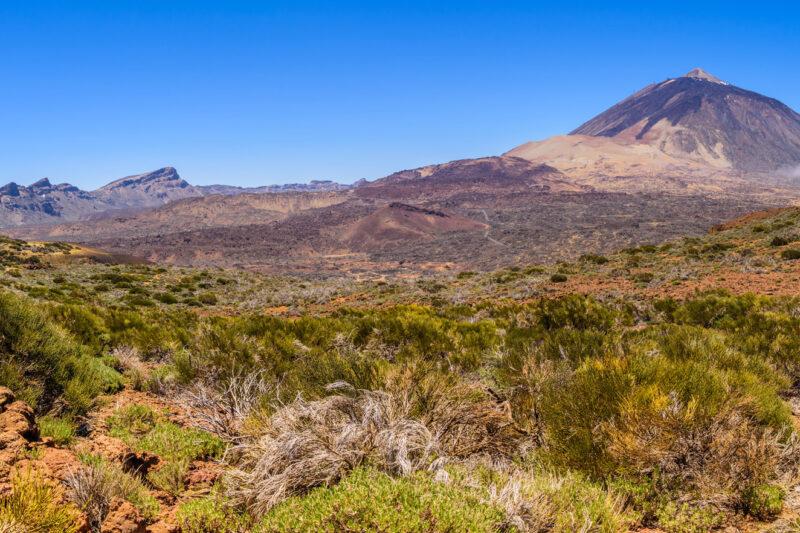 Gratis activiteiten op Tenerife - Teide Vulkaan