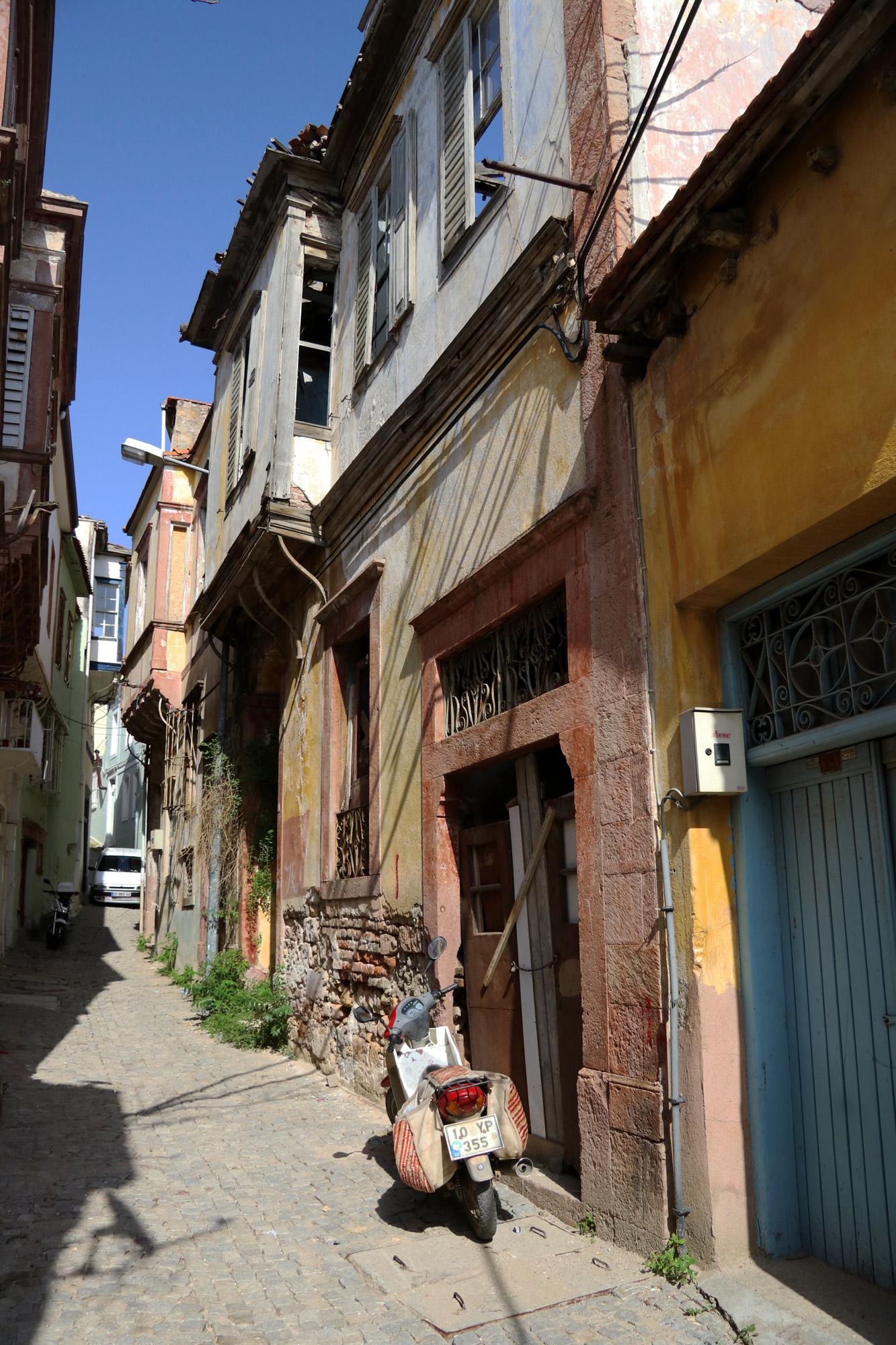 Turkije reisverslag: Bergama en Ayvalik - Sfeervolle straatjes van Ayvalik