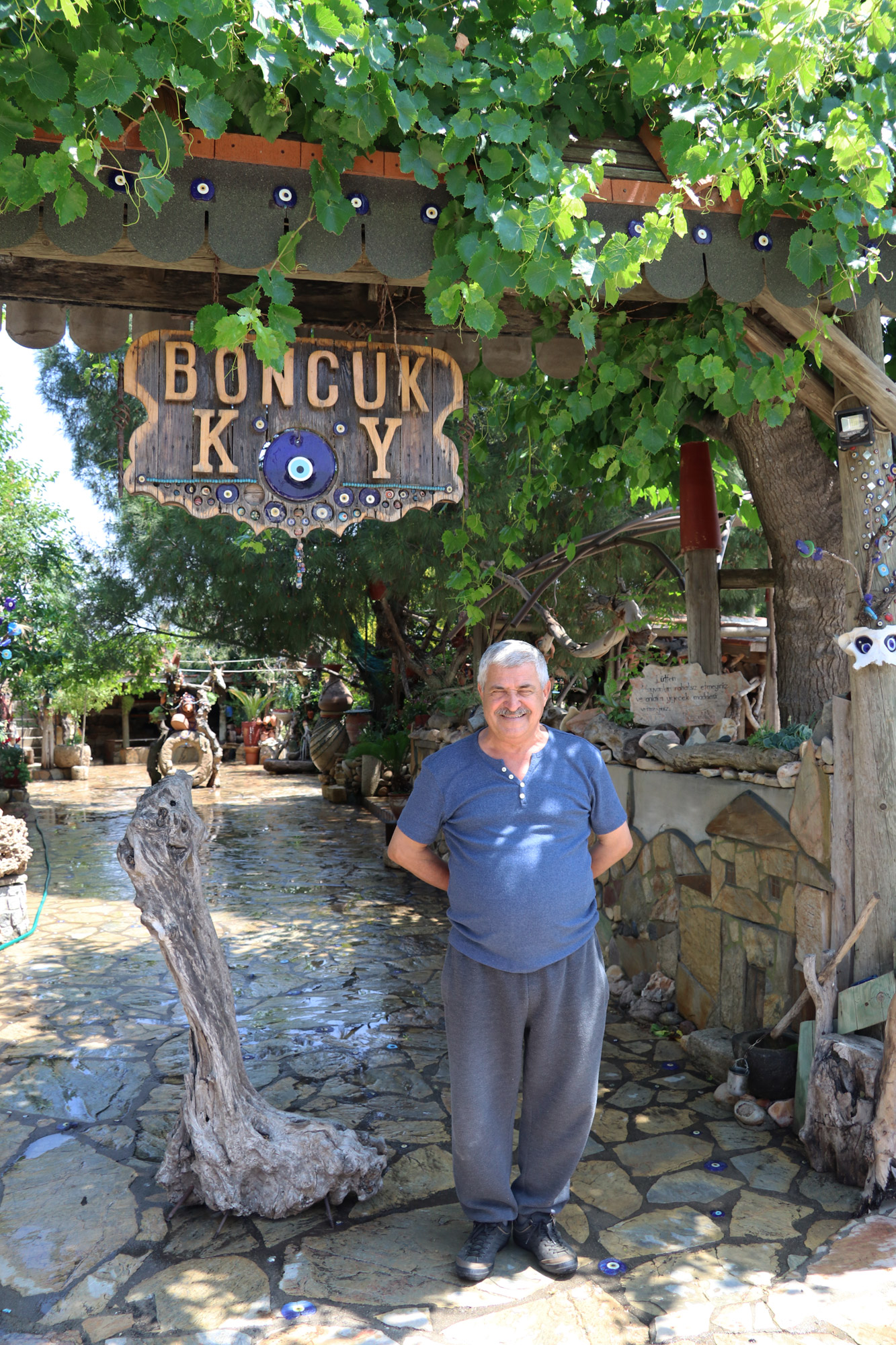 Turkije reisverslag: Laatste dag in Cappadocië - Boncuk Köy