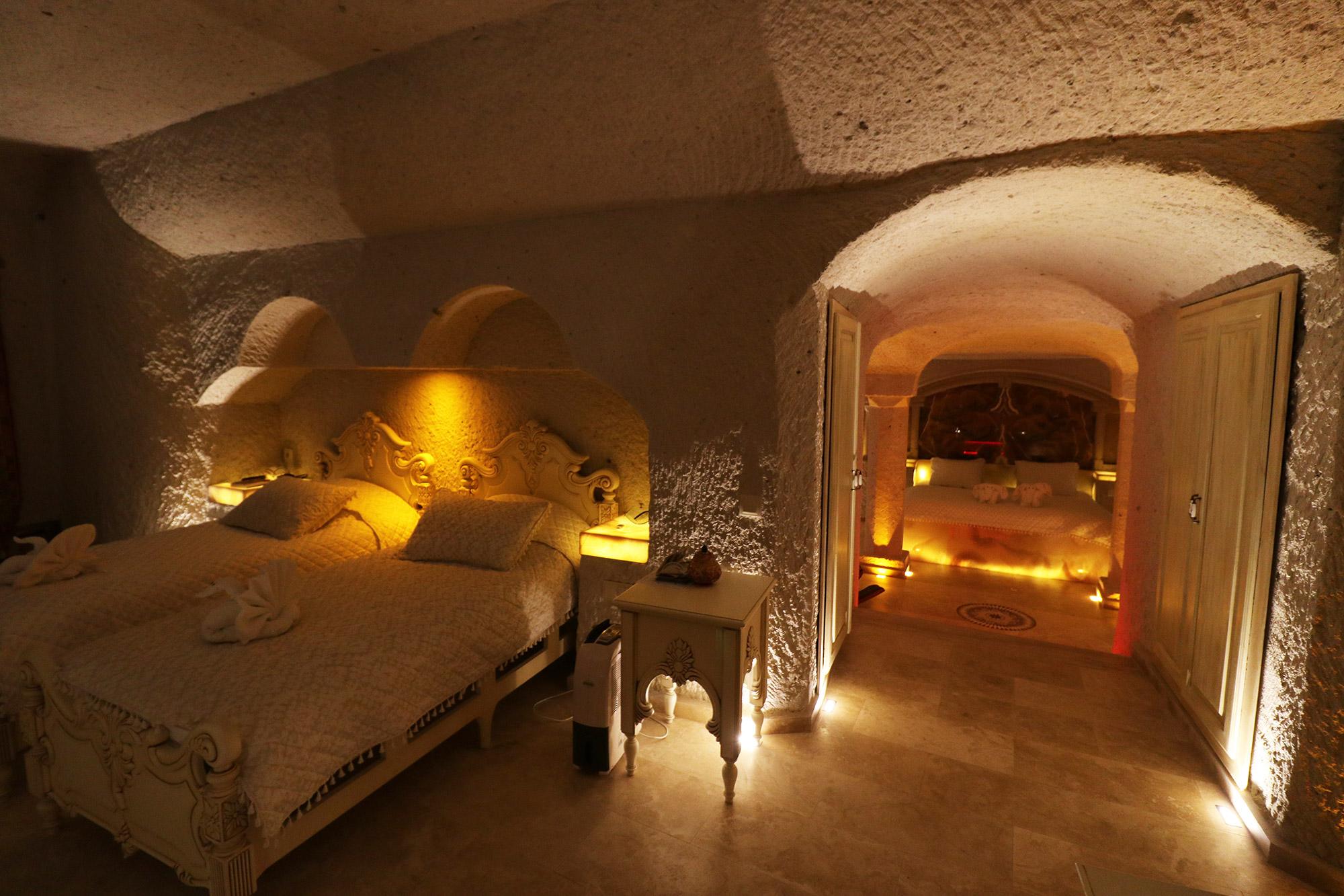 Turkije reisverslag: Terug in Cappadocië - Lale Saray Hotel