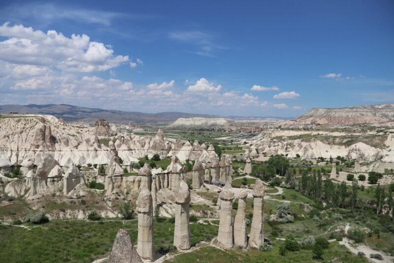Turkije reisverslag: Terug in Cappadocië - Love Valley
