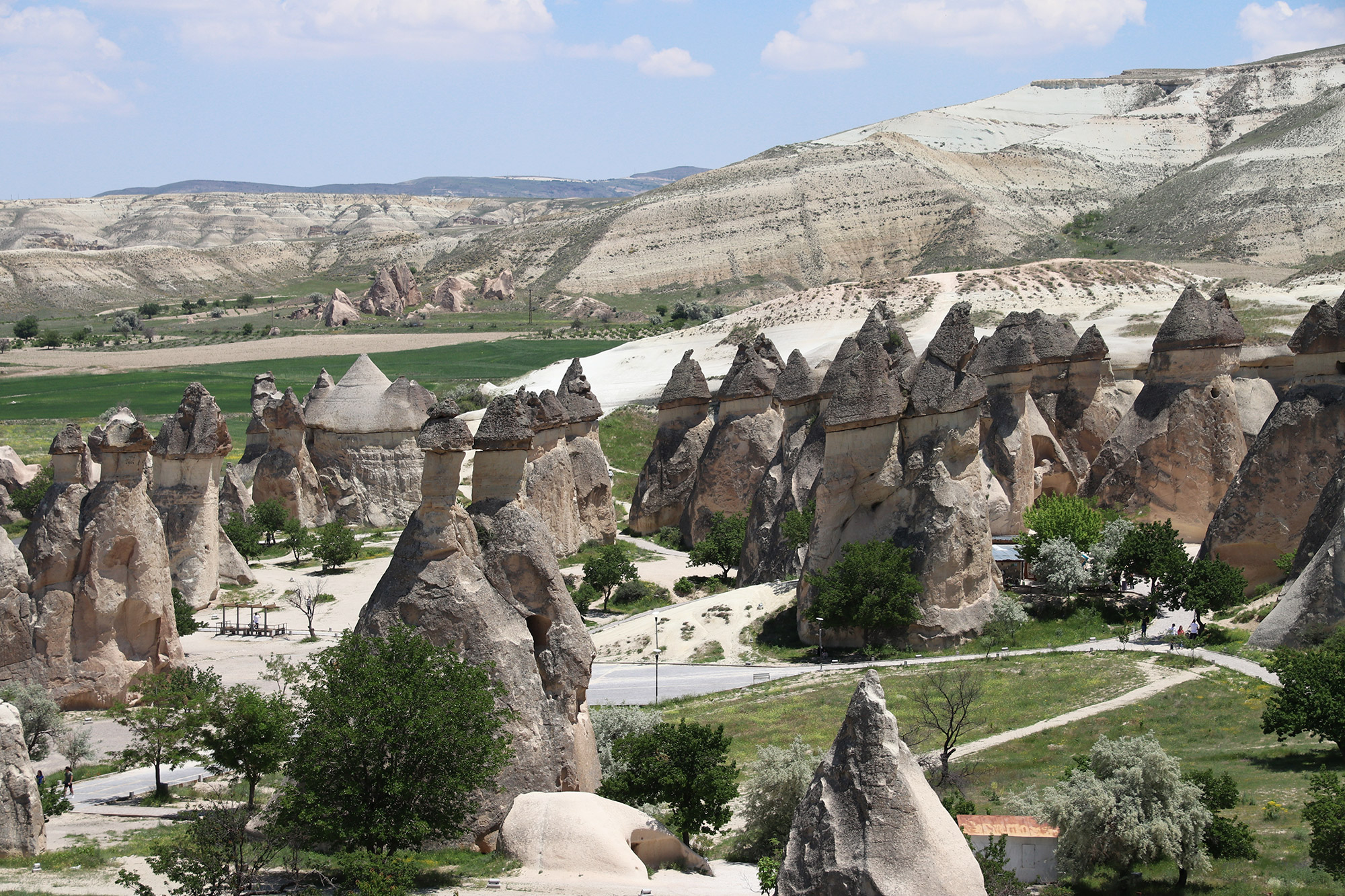 Turkije reisverslag: Terug in Cappadocië - Pasabaglari