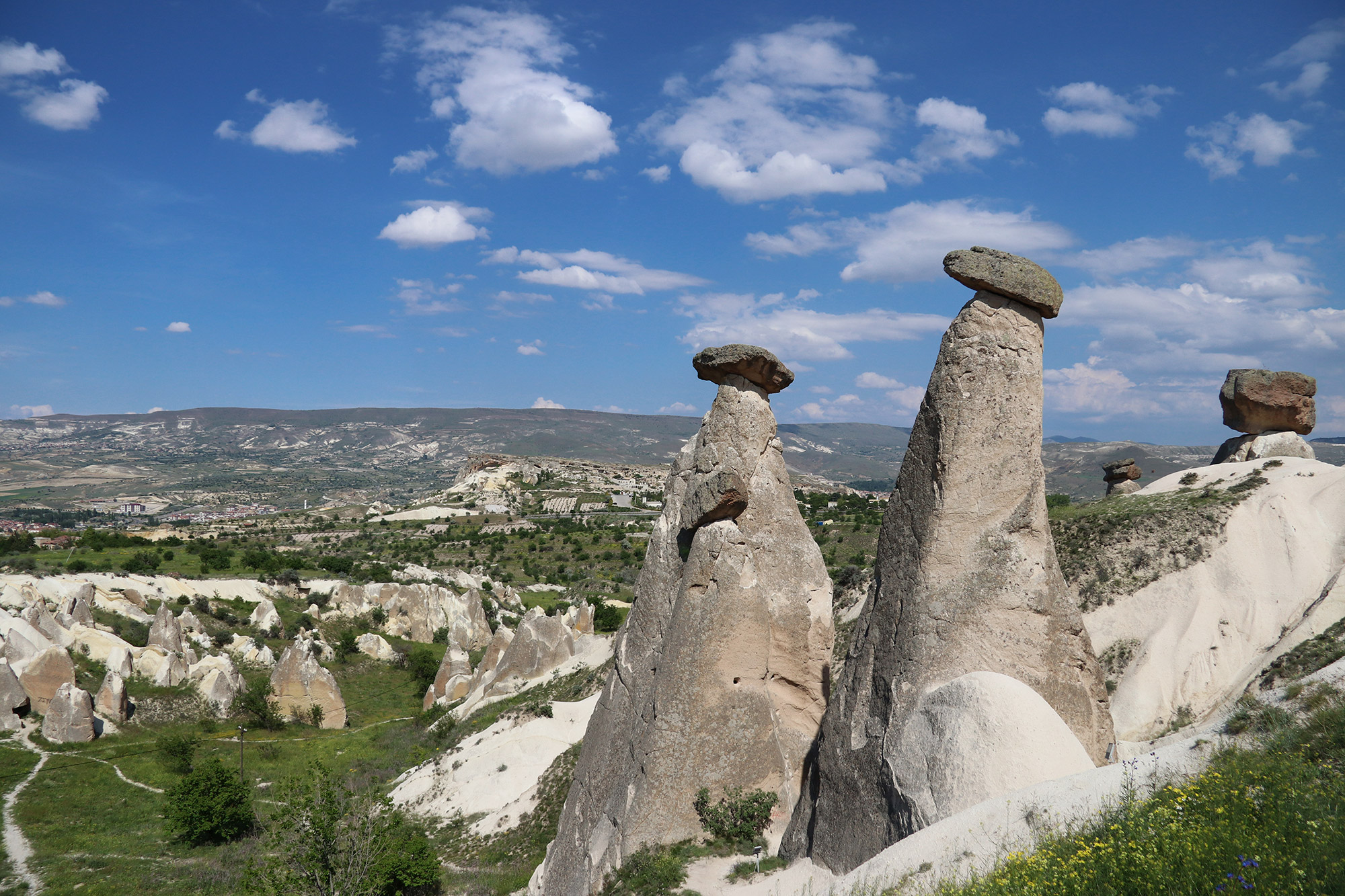 Turkije reisverslag: Terug in Cappadocië