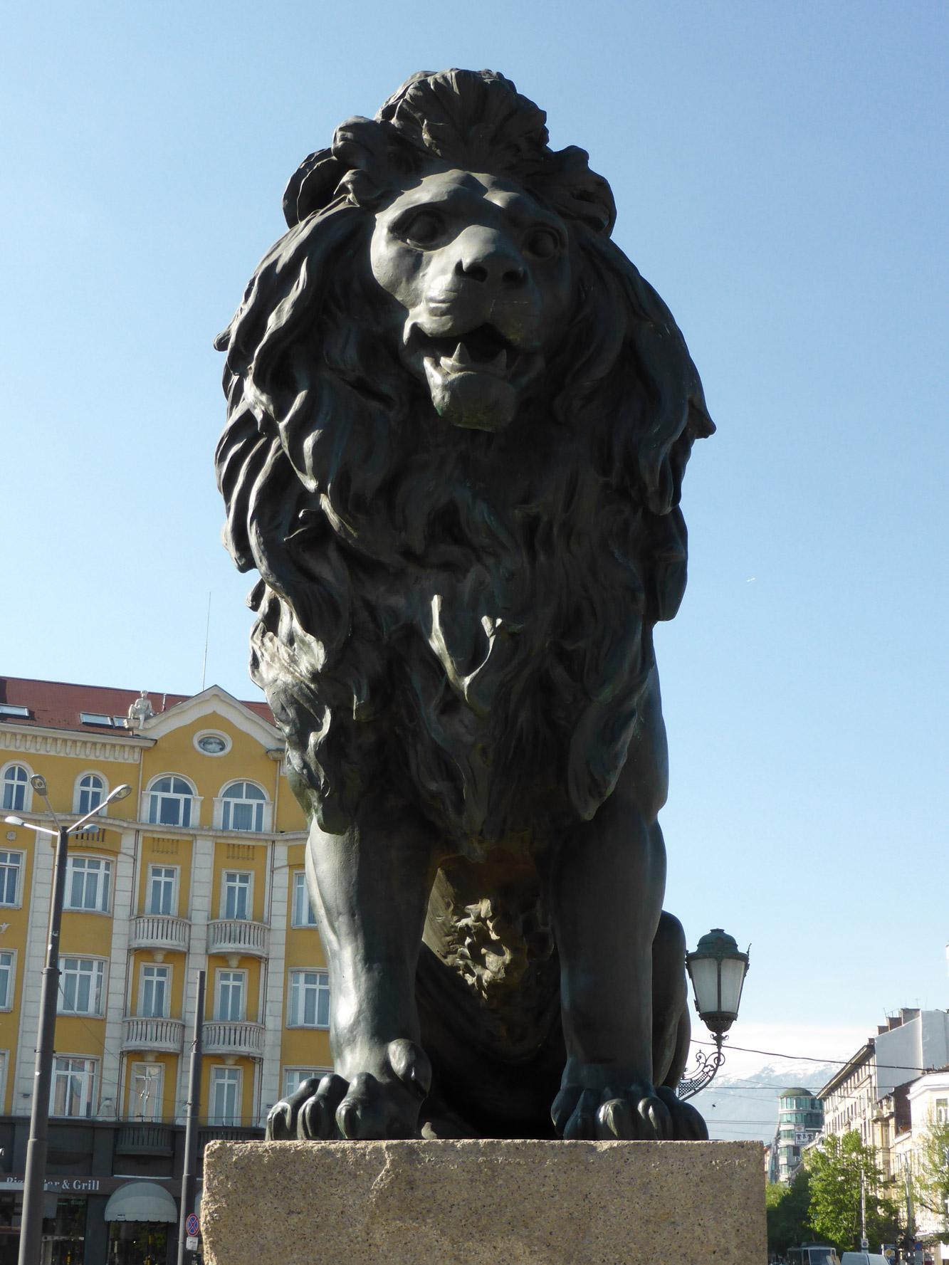 Weekendje Sofia in 10 Beelden - de Leeuwenbrug