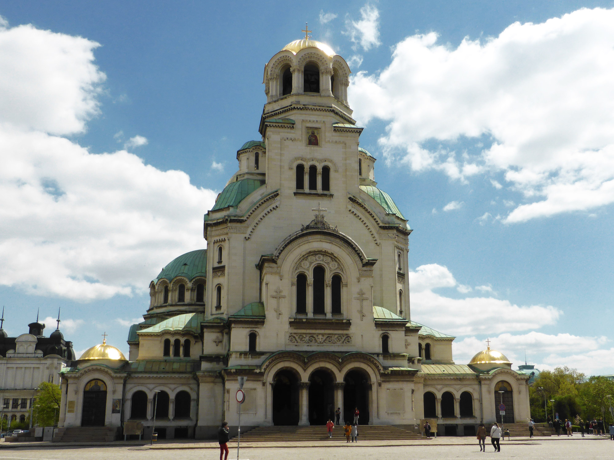 Weekendje Sofia in 10 Beelden - Sint Nevsky Kathedraal