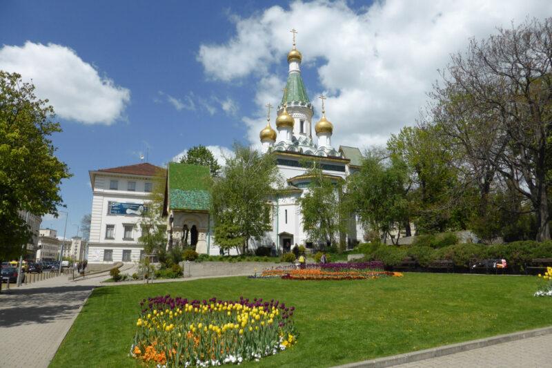 Weekendje Sofia in 10 Beelden - Sint Nikolas Kerk