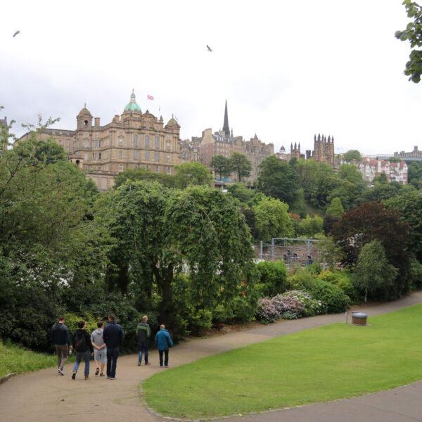 Mannenweekend Edinburgh - Edinburgh verkennen