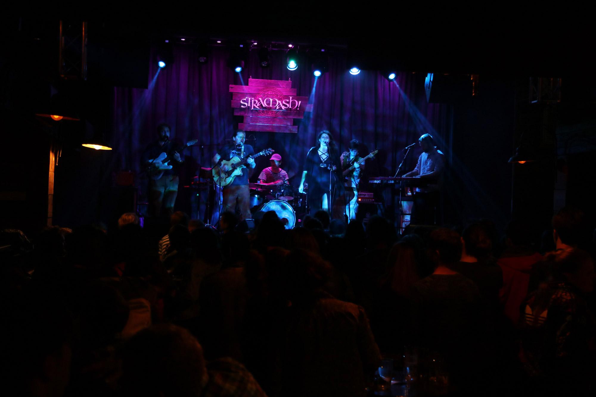 Mannenweekend Edinburgh - Live muziek