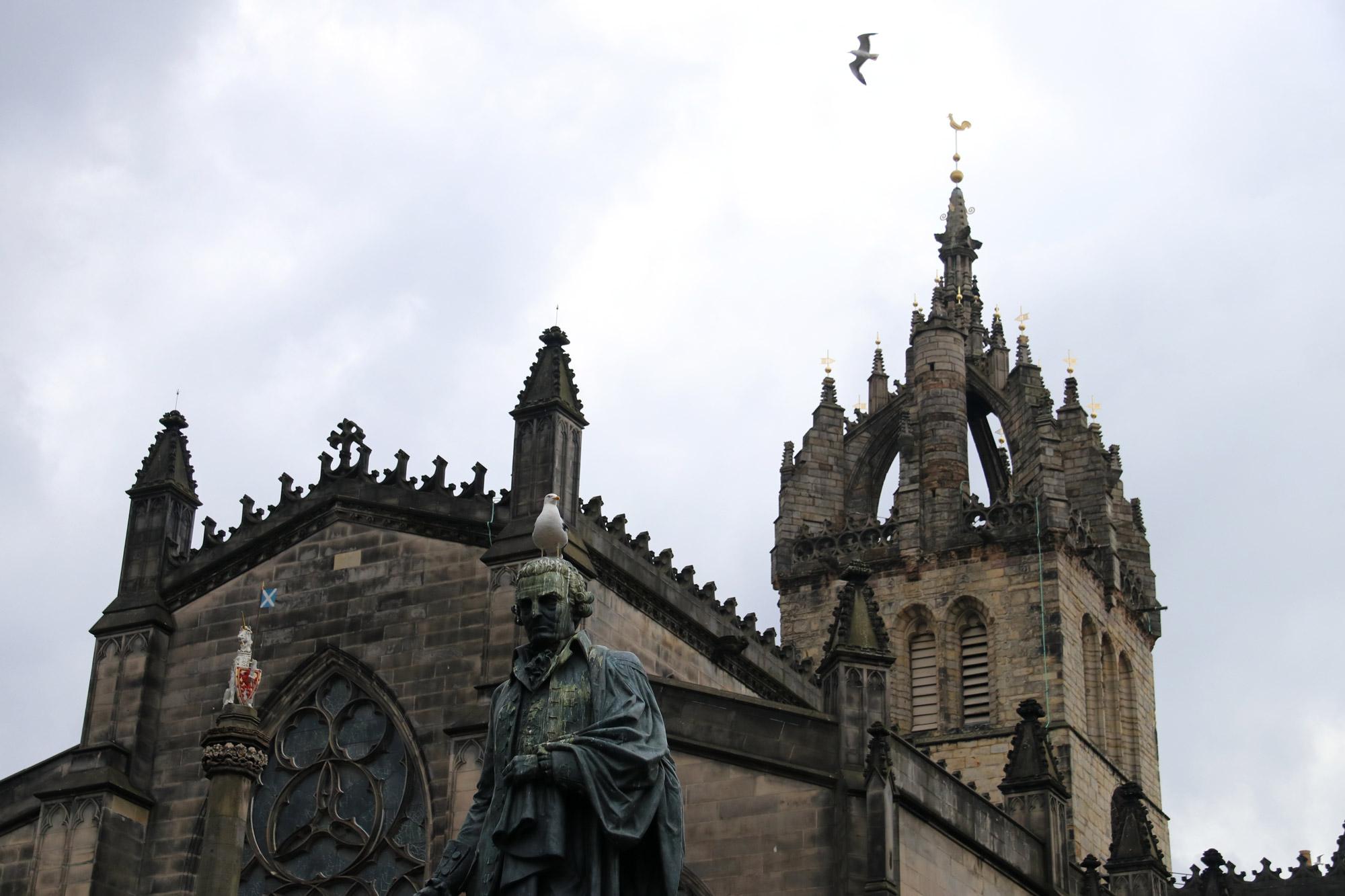 Mannenweekend Edinburgh - Mooie oude gebouwen en architectuur