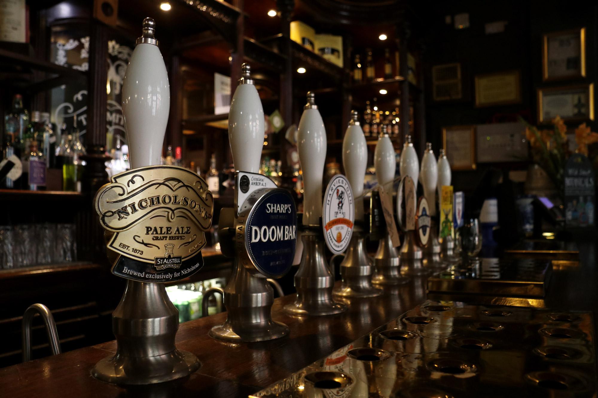 Mannenweekend Edinburgh - Schots bier