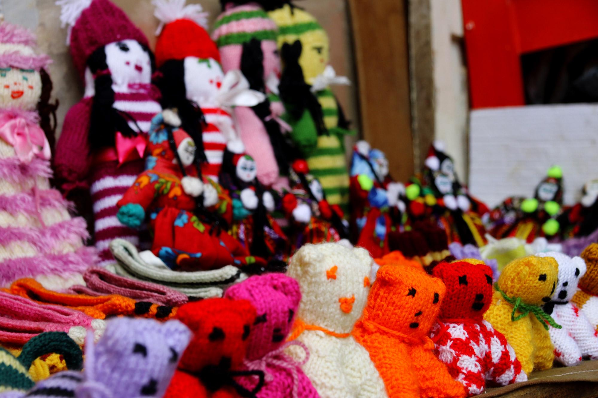 Turkije reisverslag: Efeze en Şirince - Leuke en kleurrijke knuffeltjes