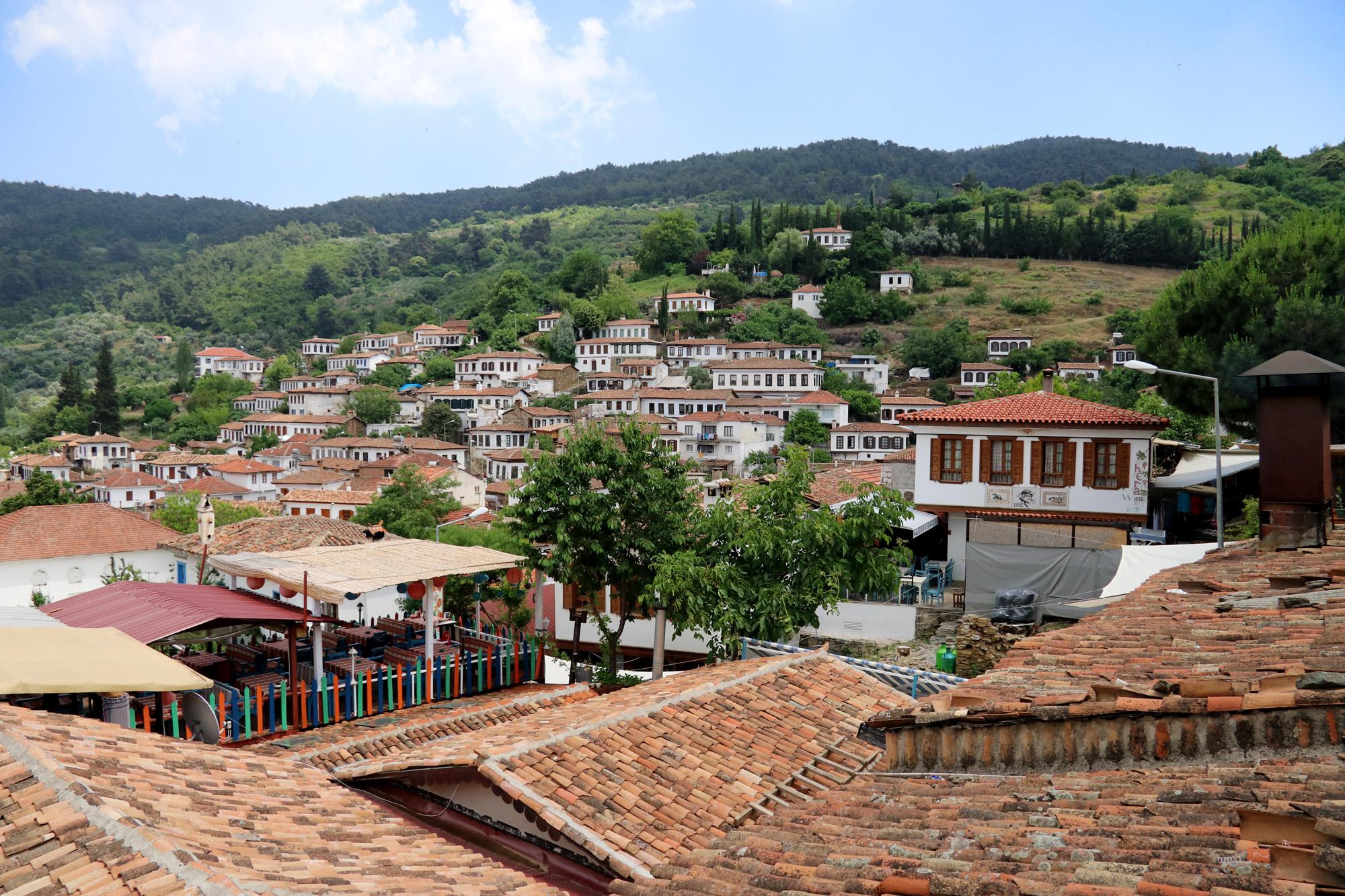 Turkije reisverslag: Efeze en Şirince - Een blik op Şirince