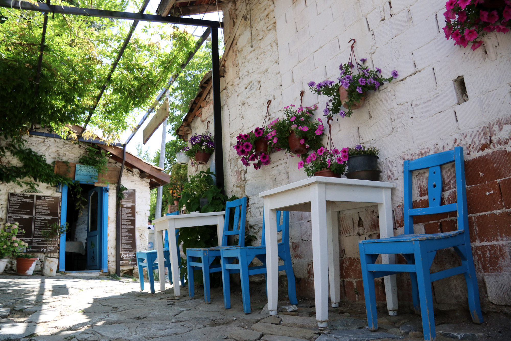 Turkije reisverslag: Efeze en Şirince - Sfeervolle straatjes