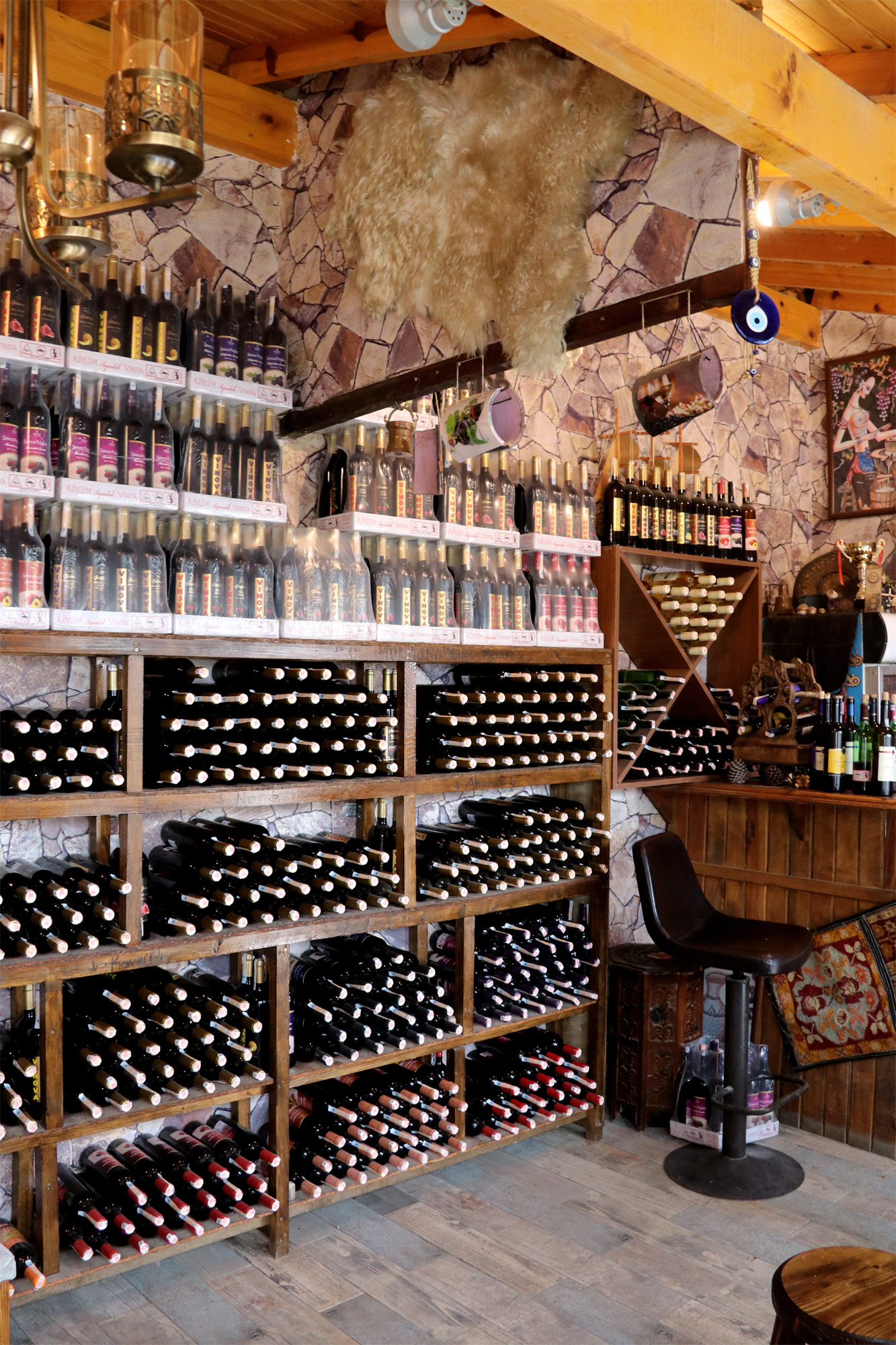 Turkije reisverslag: Efeze en Şirince - De wijn van Şirince