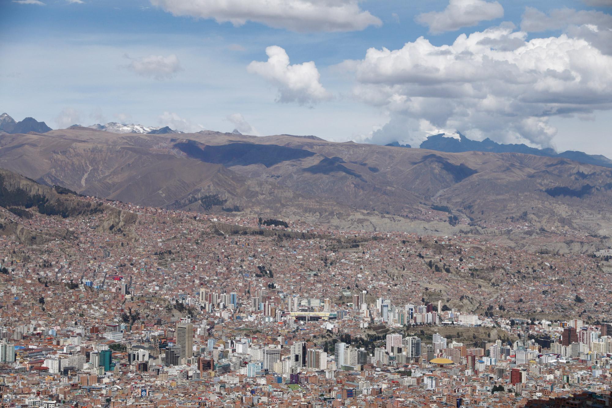 handige tips voor een Bolivia reis - Download Google Maps kaarten