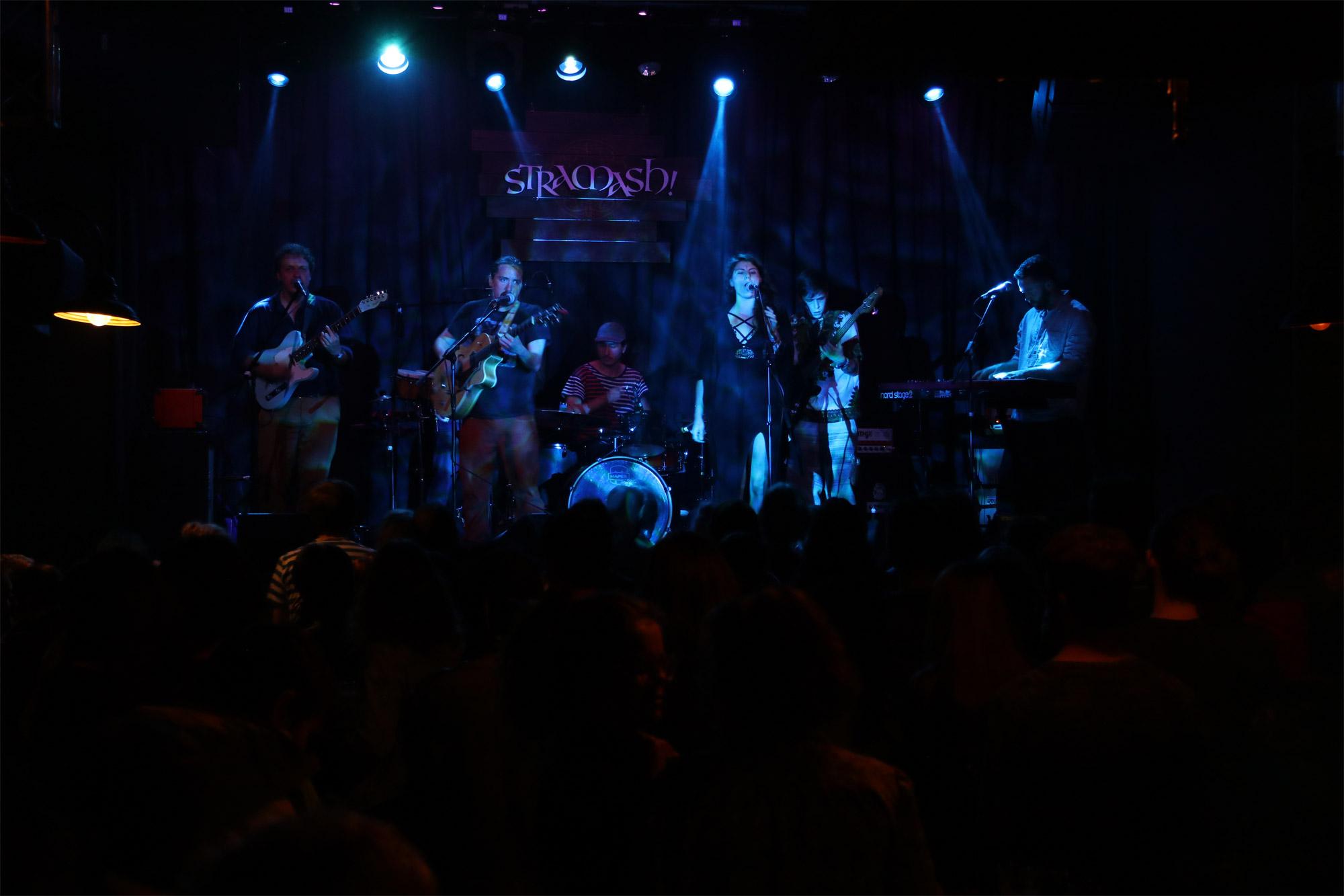 Mannenweekend in Edinburgh - Live muziek bij Stramash