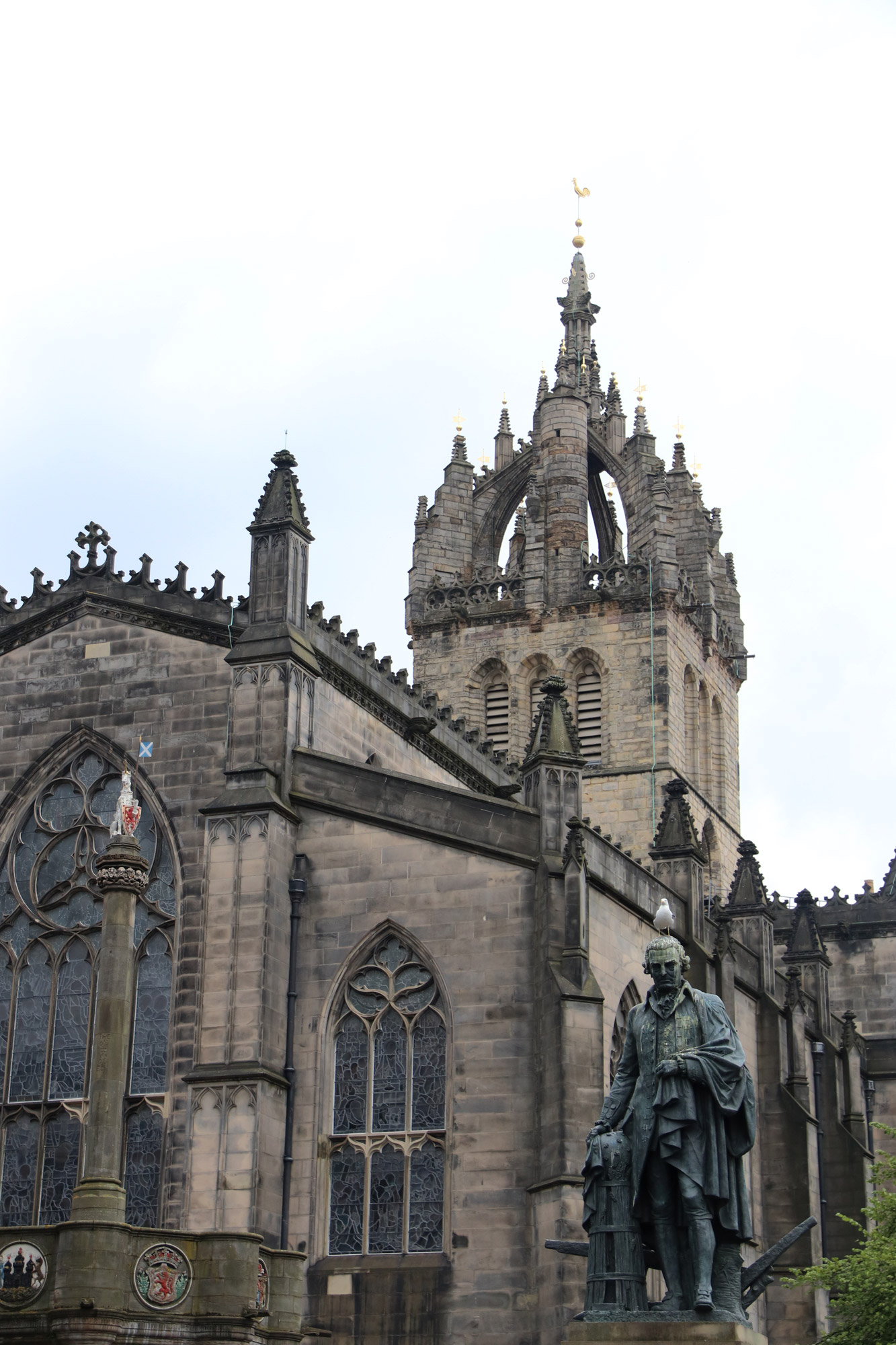 Mannenweekend in Edinburgh - St. Giles Cathedral