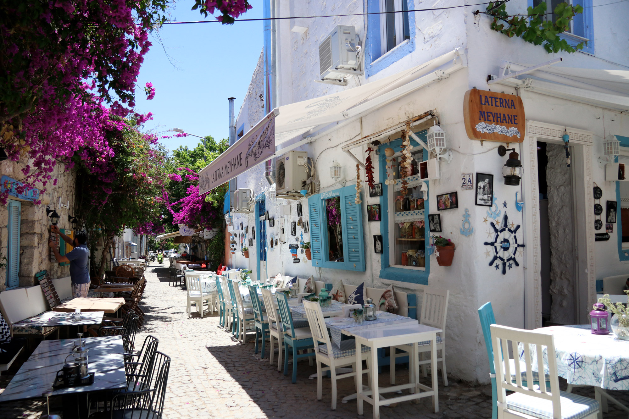 turkije reisverslag laatste dag in alacat