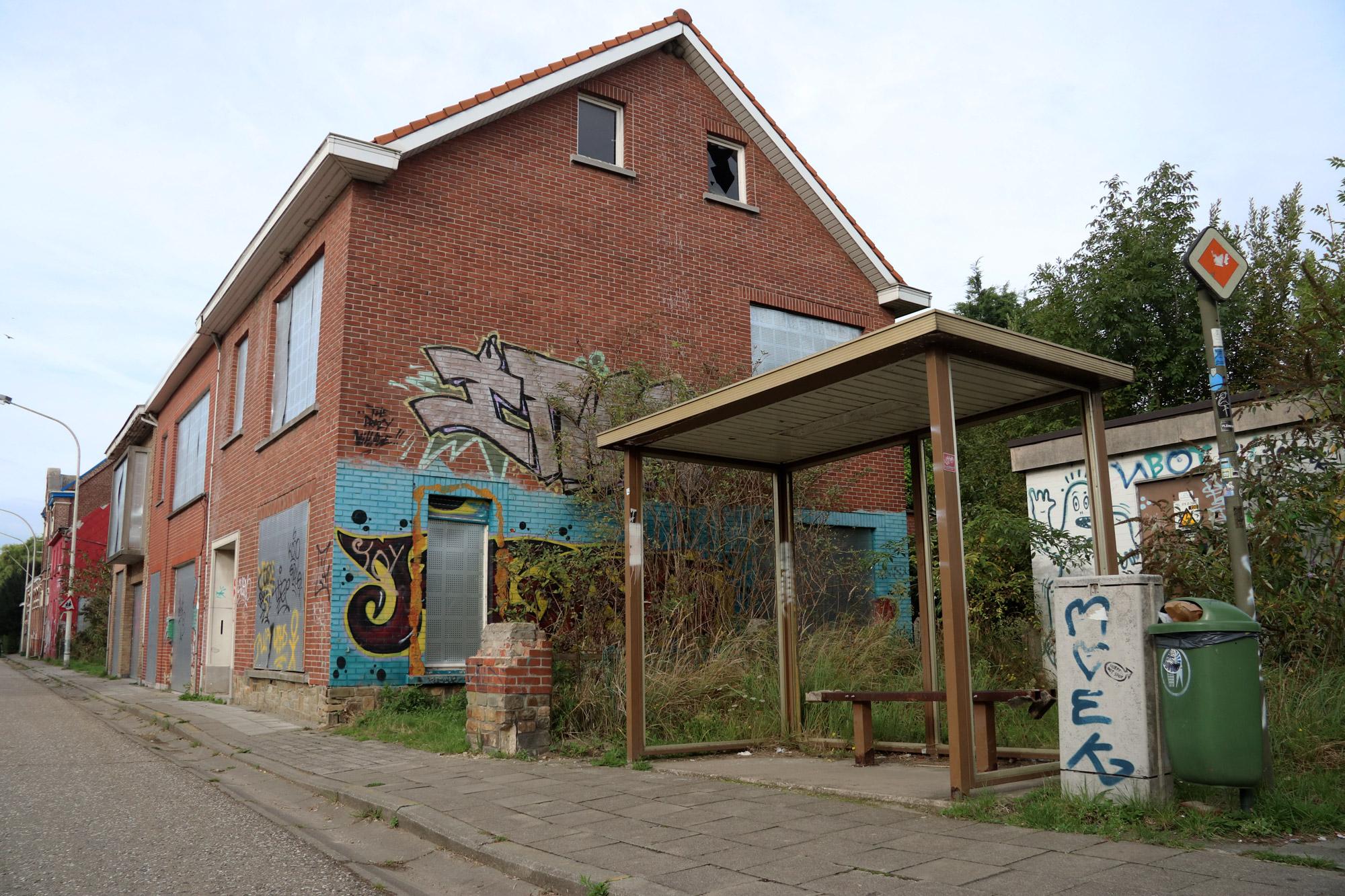 Doel, een spookstad bij Antwerpen
