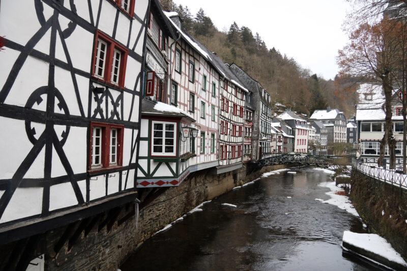 Droomvakantie Eifen - Monschau