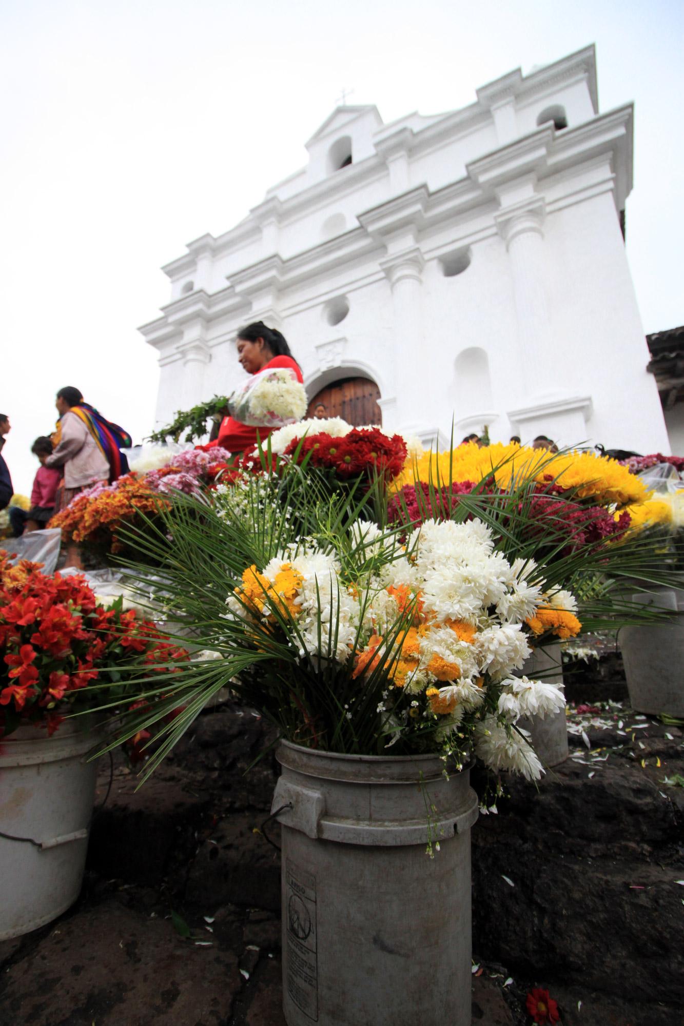 Een bezoek aan de markt van Chichicastenango in Guatemala