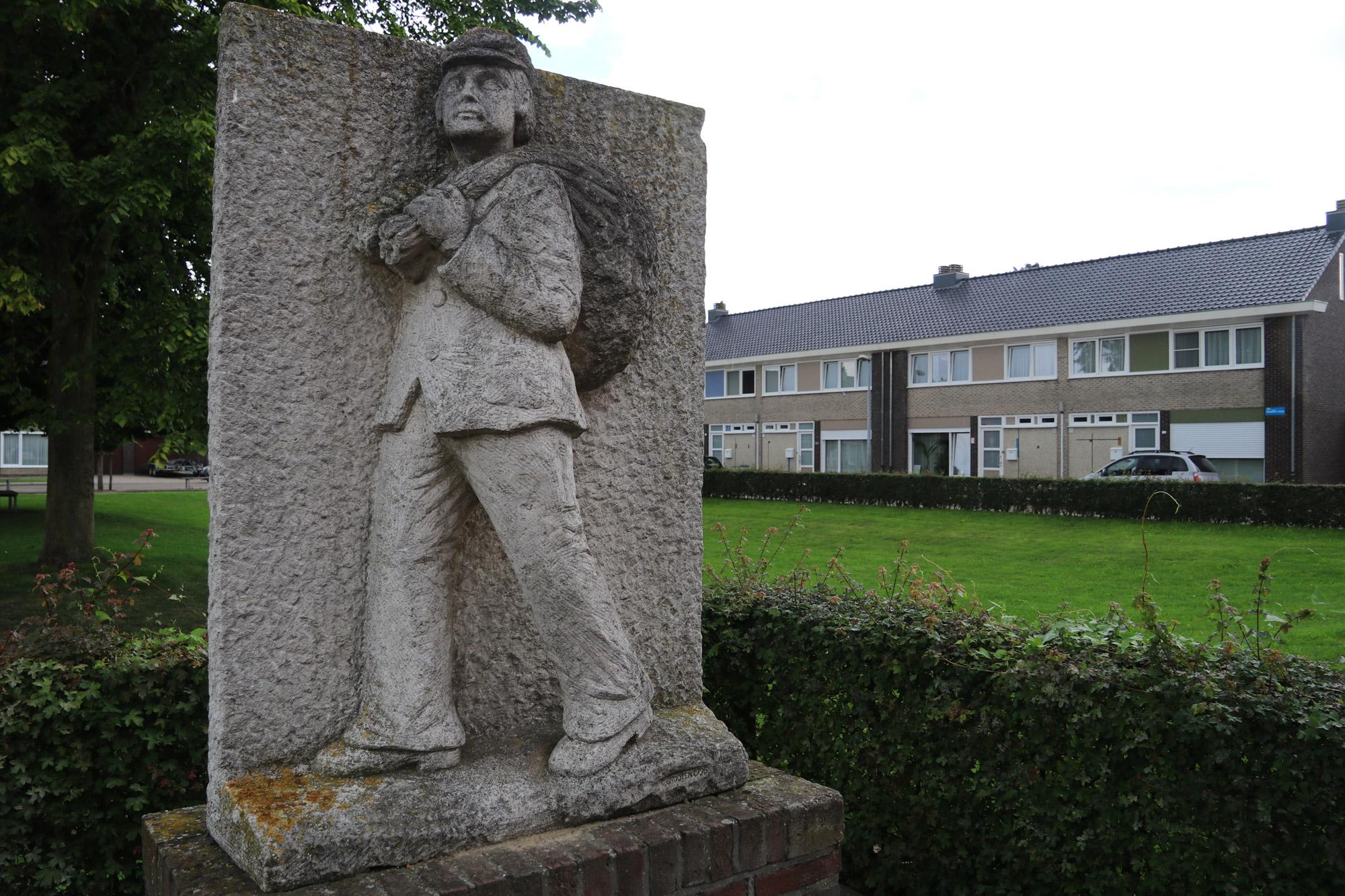 Een vreemd Nederlands/Belgisch dorp: Baarle - De Pungelaer