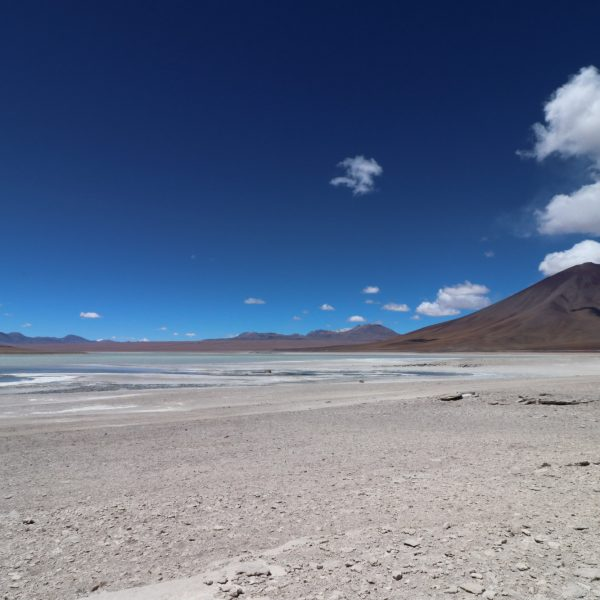 Laguna Blanca - Departement Potosí - Bolivia
