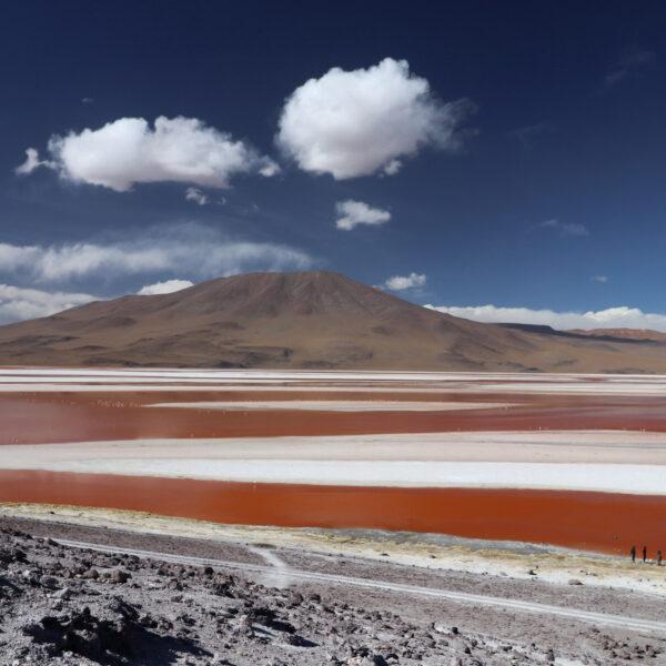 Laguna Colorada - Departement Potosí - Bolivia