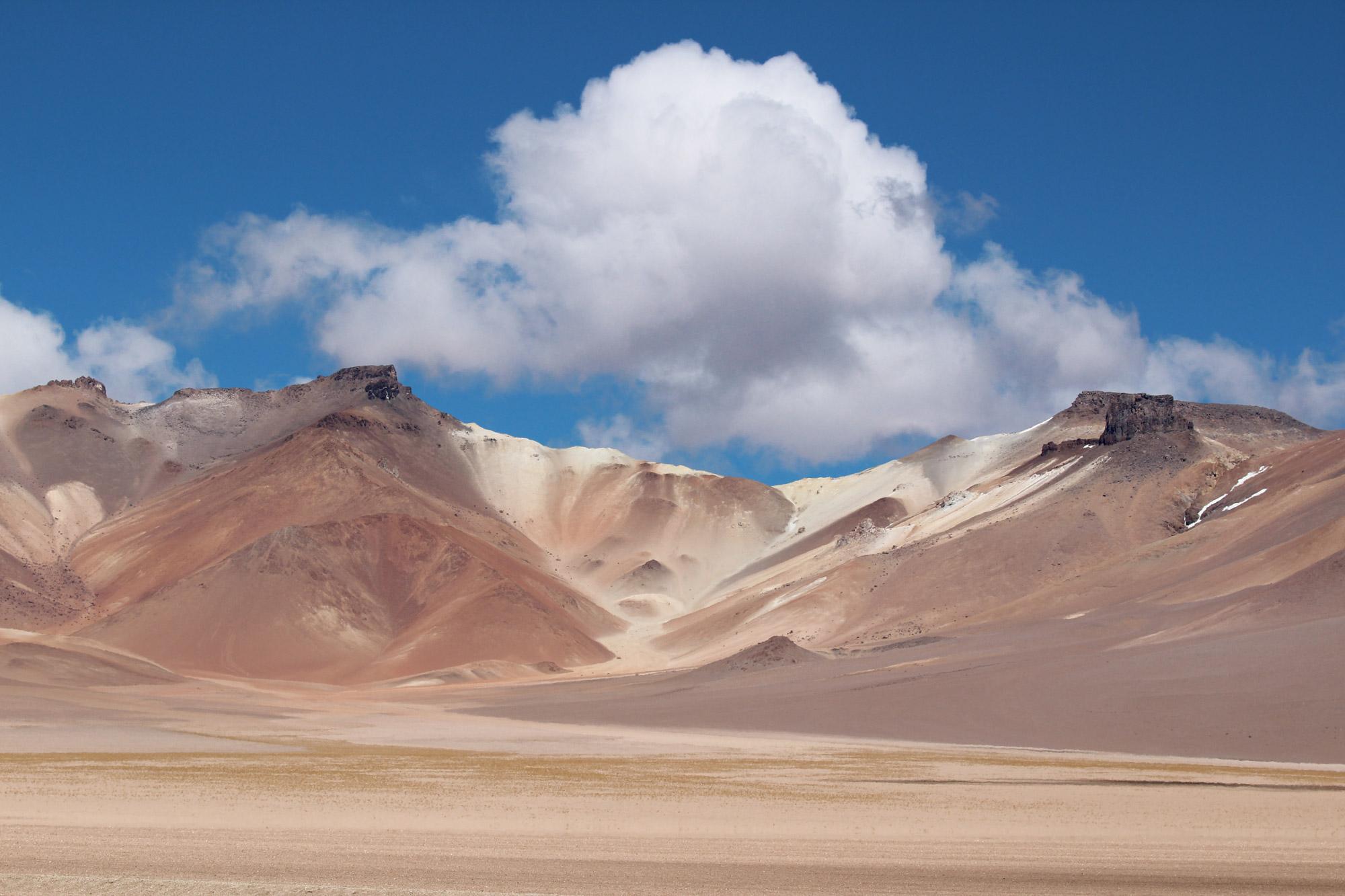 Bolivia 2016 - Dag 10 - Diesierto de Dali