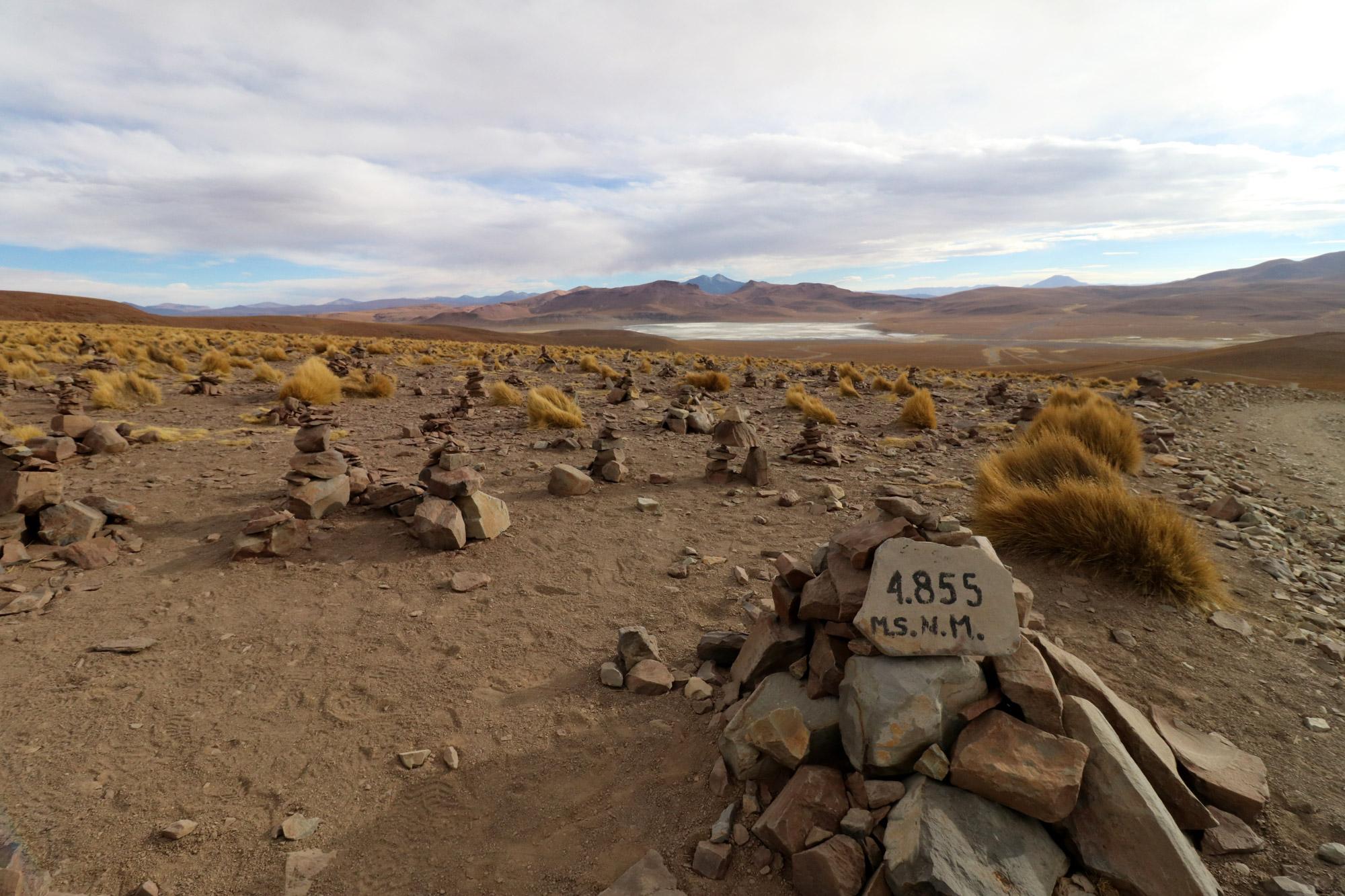 Bolivia 2016 - Dag 9 - De vulkaan Uturuncu