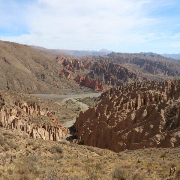 El Sillar - Potosí Department - Bolivia