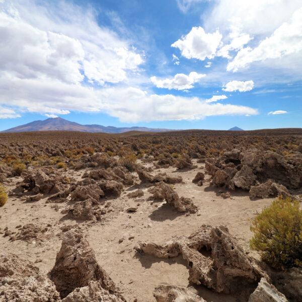 Rocas Colores - Potosí Department - Bolivia
