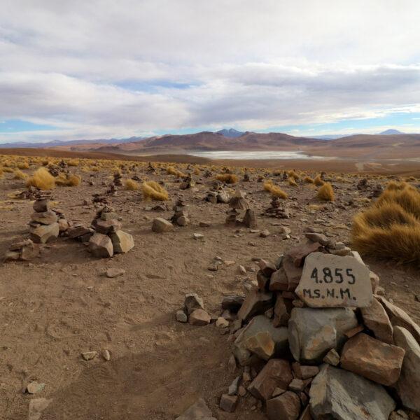 Volcán Uturuncu - Potosí Department - Bolivia