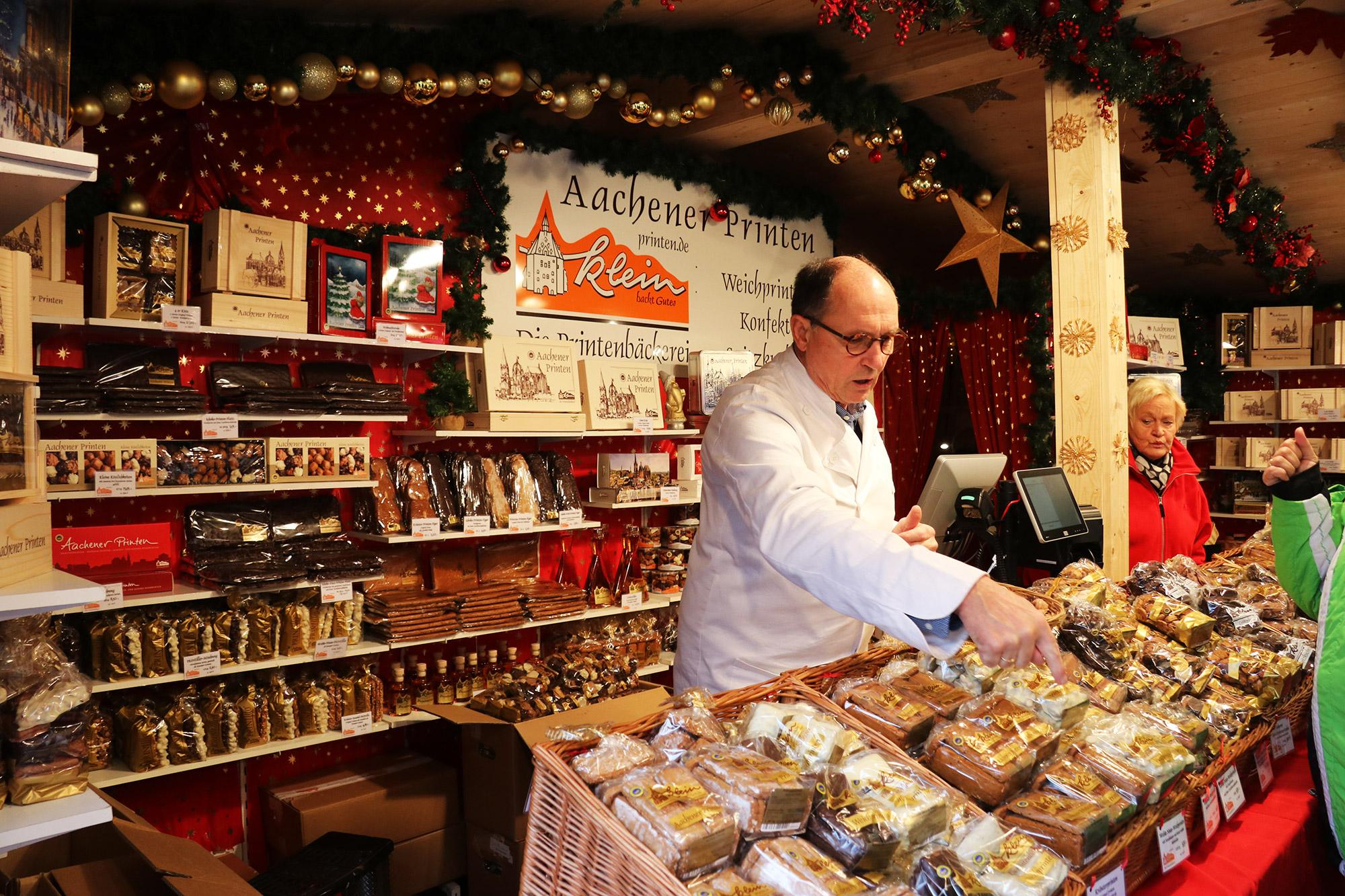 Oberhausen kerstmarkt, mijn tips - Aachener Printen