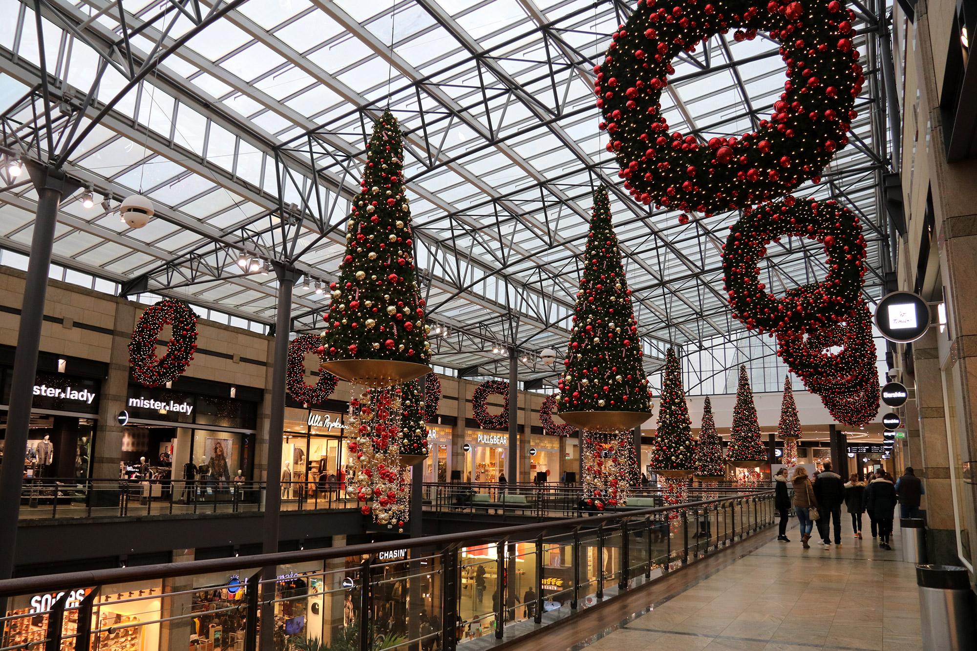 Oberhausen kerstmarkt, mijn tips - CentrO Oberhausen