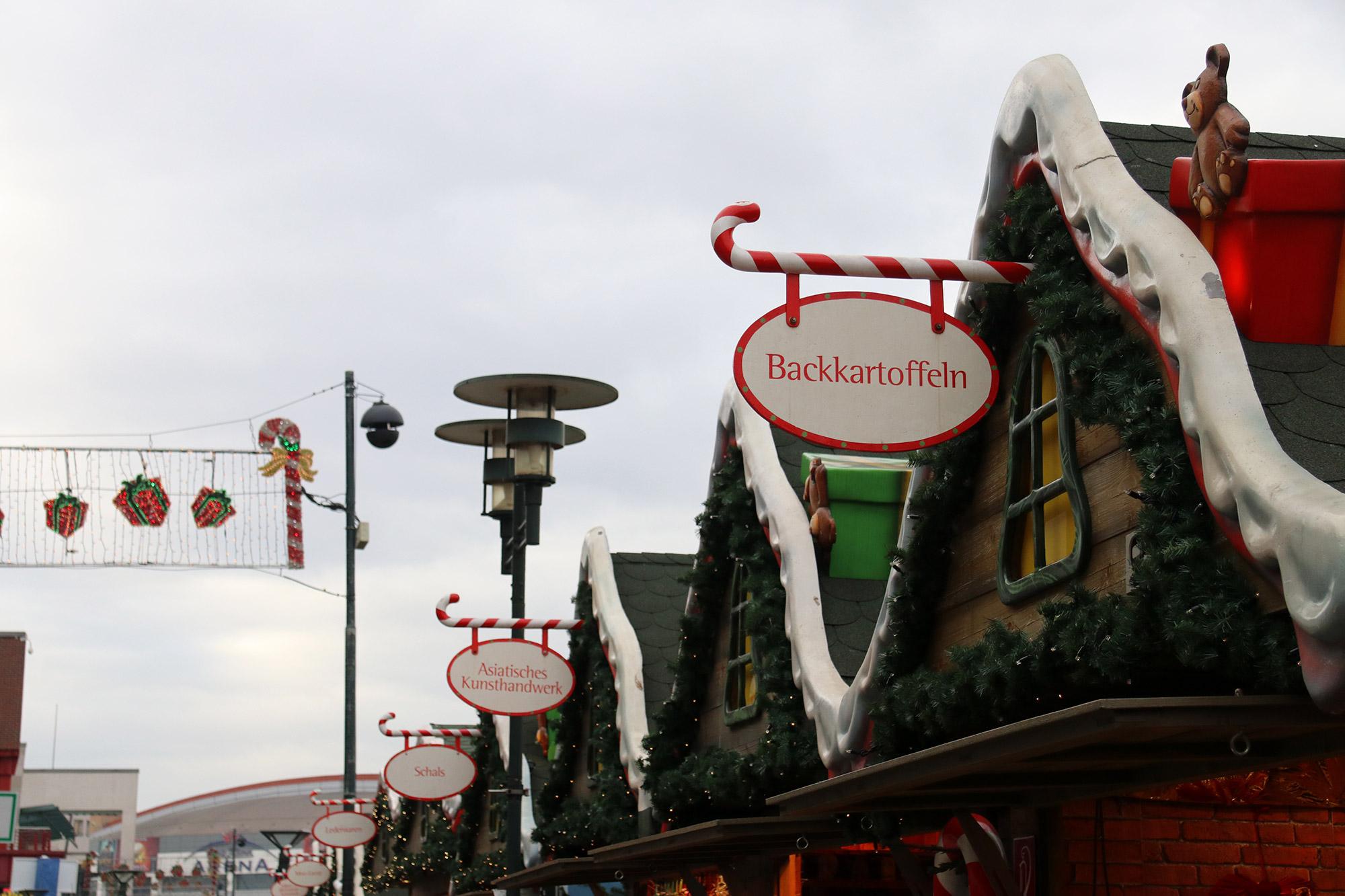 Oberhausen kerstmarkt, mijn tips - Santa's Village